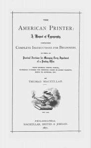 The American Printer